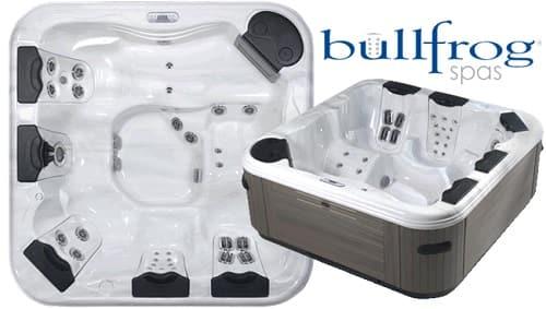 bullfrog hot tub price