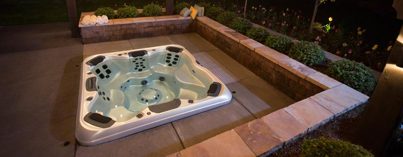 In Ground Hot Tub Kit: How to Build an DIY In Ground Hot Tub