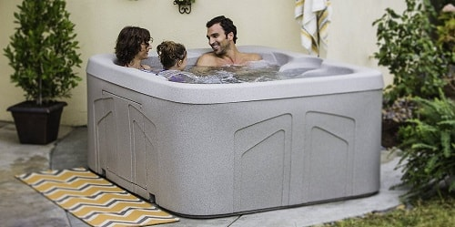 Lifesmart Rock Solid Simplicity most reliable hot tubs