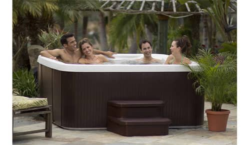 aquaterra hot tub