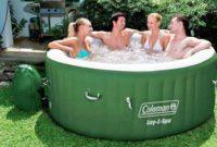 coleman hot tub reveiw