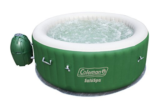 coleman hot tub review