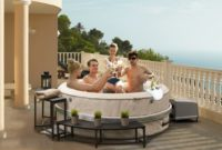inflatable hot tub with seats-for-sale