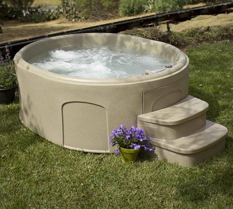 lifesmart rock solid ls 200 dx plug and play around lifesmart most reliable hot tubs