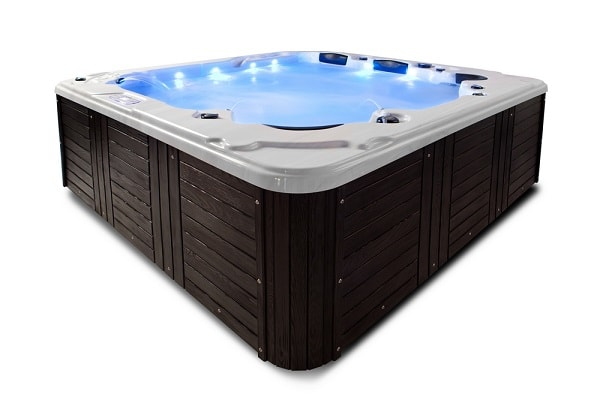 Mira Hot Tubs: M800 NL 7-Person Spa Review and Specification