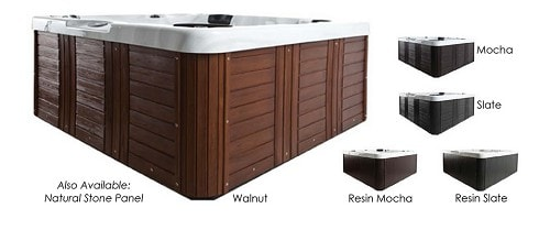 mira hot tubs specification