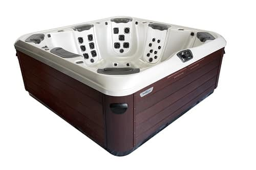 bullfrog hot tub