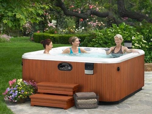saline hot tubs