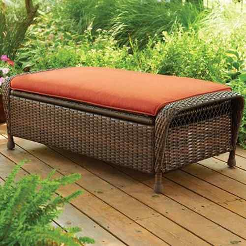 Patio Chairs With Hidden Ottomans: 10+ Patio Furniture With Hidden Ottoman That Is