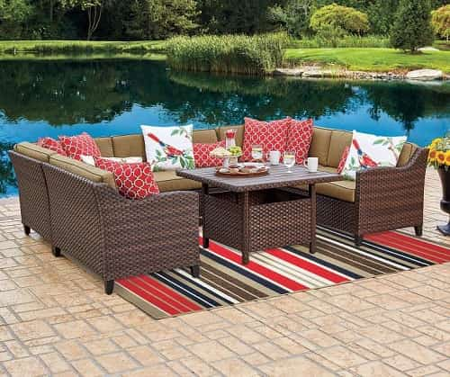 20 Stunning Patio Bench With Cushions That Fit For You