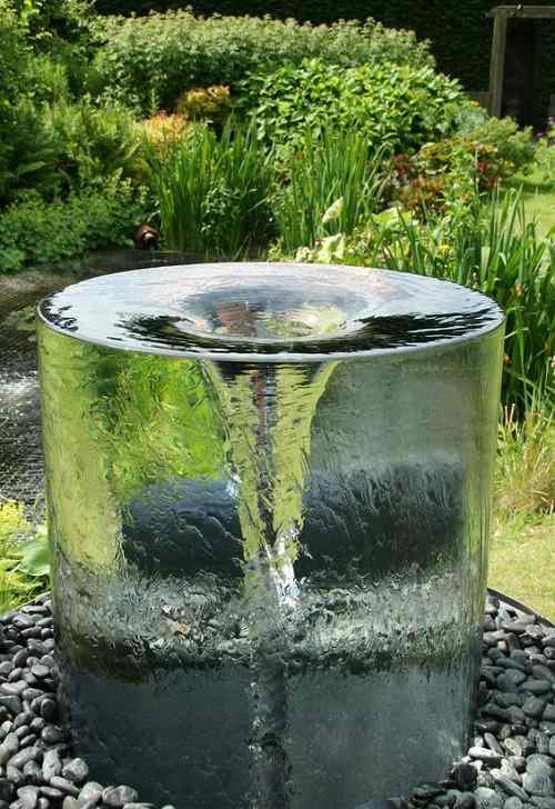 Magical Vortex Water Fountain