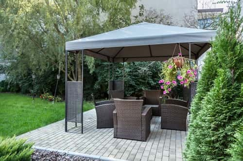 canopy awnings patio ideas 2