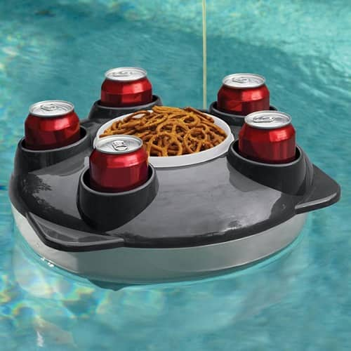 Simple Hot Tub Cup Holder With Easy Application For You