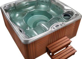 hot tub dimensions 6 person
