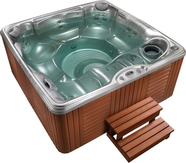 hot tub dimensions 6 person