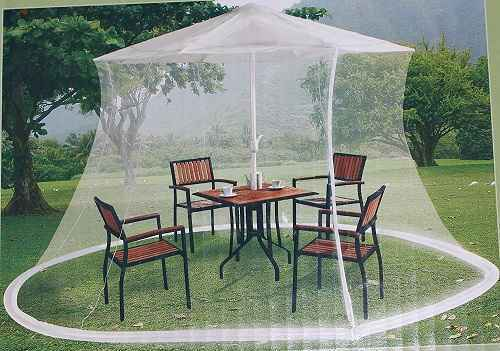 Mosquito Netting For Patio Umbrella To Protect You From