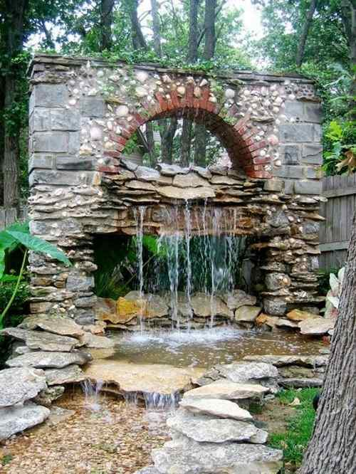The Great Pond Waterfall