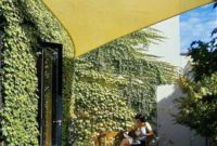 sunshades patio ideas