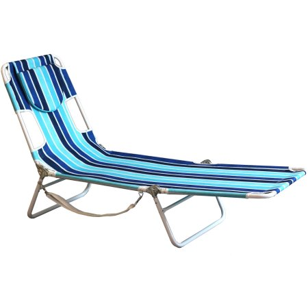 Beach Furniture Misty Harbour Lounger. credit: Walmart - 10 Most Dazzling And Stylish Patio Lounge Chairs Walmart