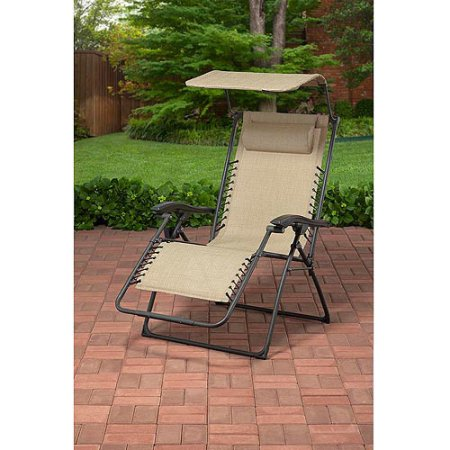 Big and Tall Outdoor Sling Bungee Lounger