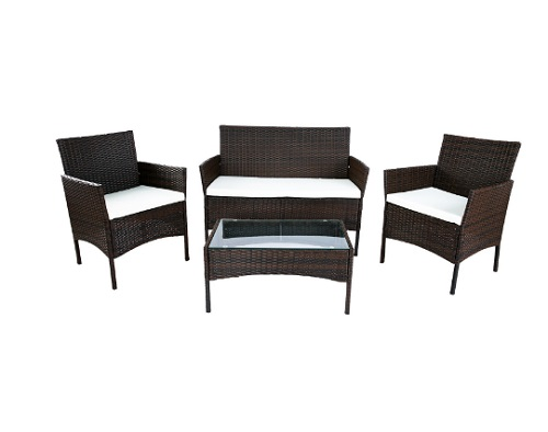 Cheap patio furniture sets outdoor couch sets 5 piece for Best deals on patio furniture sets