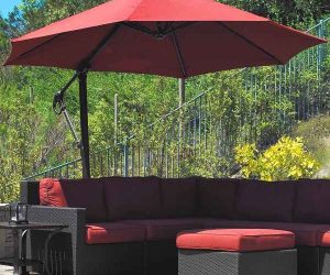 Offset Patio Umbrellas lowes