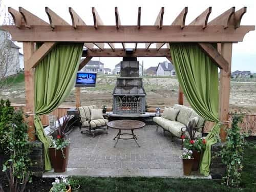 pergola for patio ideas