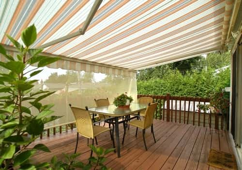 Retractable awnings patio ideas 2