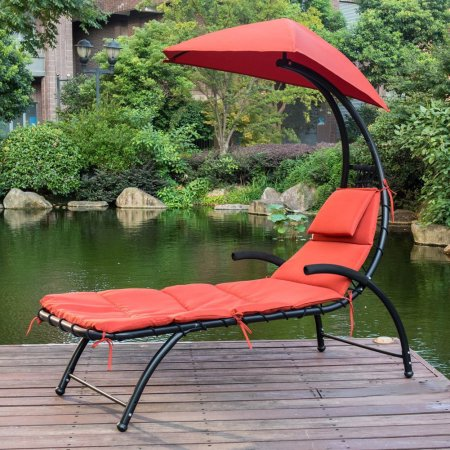 Sundale Outdoor Patio Dream Chaise Lounger