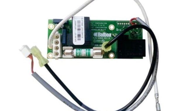 hot tub circuit board