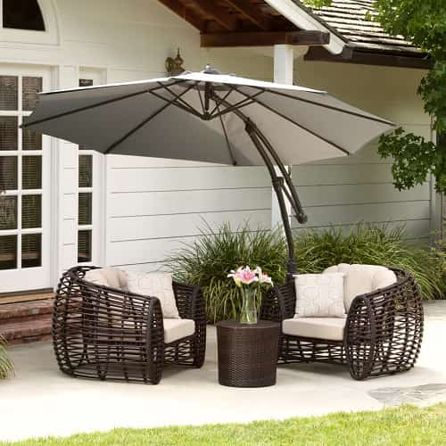 umbrella for patio ideas