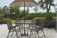 cheap patio table set