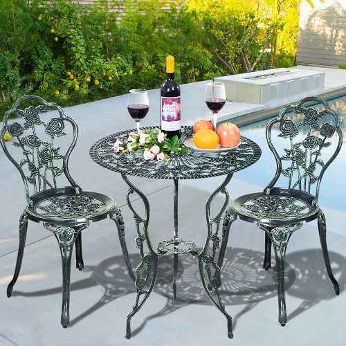 3 piece patio furniture set under $100