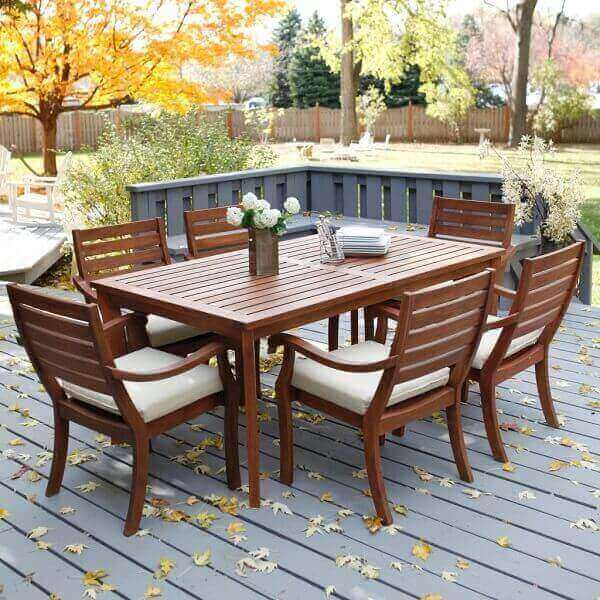 9 Gorgeous And Durable Faux Wood Patio Furniture Under 800