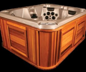 hot tub dimensions 4 person