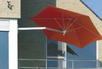 wall mounted patio umbrella