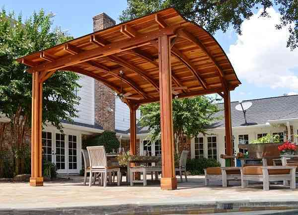 free standing patio cover kits feature - Free Standing Patio Cover Kits With Easy DIY Installation