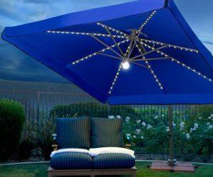 Rectangular-Patio-Umbrella-With-Solar-Lights