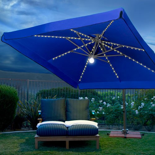 Rectangular-Patio-Umbrella-With-Solar-Lights