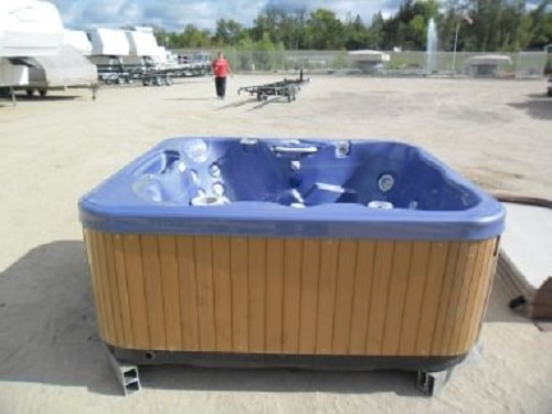 Hot Tub Installation & Delivery
