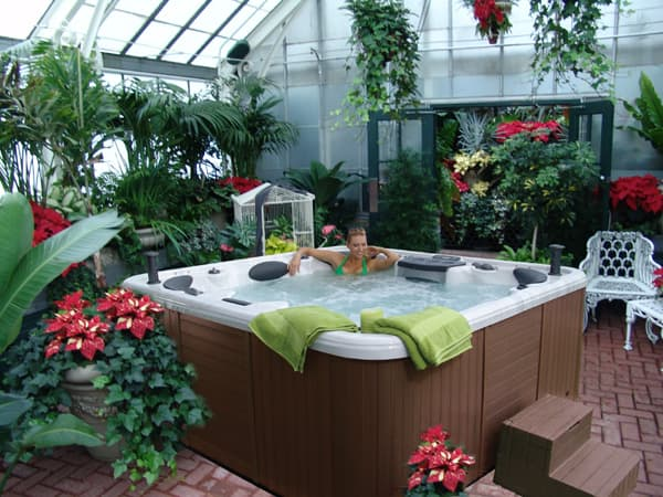 home and garden spa