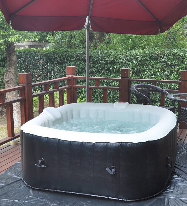 intex hot tubs feature