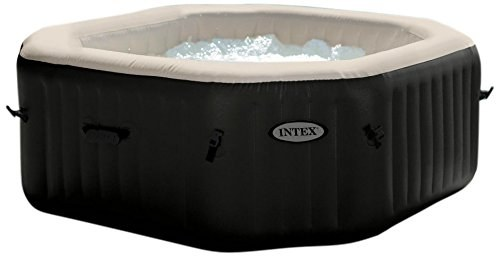 intex hot tubs review intex 120 4 person octagonal purespa. Black Bedroom Furniture Sets. Home Design Ideas