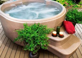lowes hot tubs and spas feature