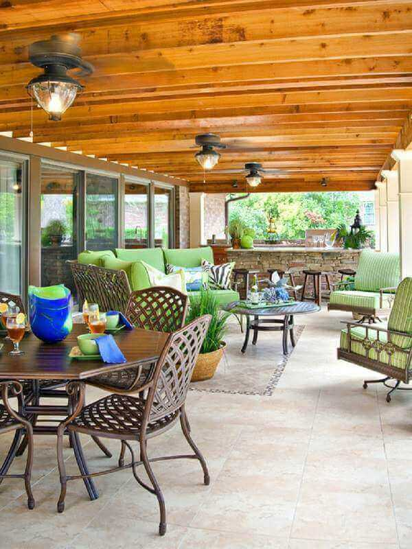 13 Most Unique and Stylish Outdoor Fans for Patio Decor
