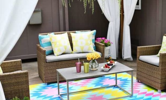 How To Choose The Best Outdoor Rugs For Patios To Buy