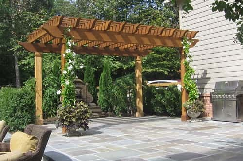 patio pergola kits