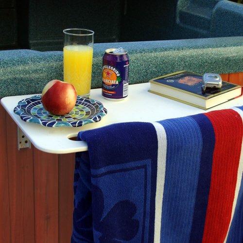 retractable spa table