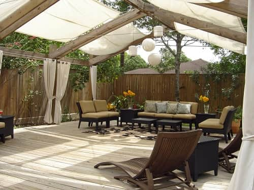canopy awnings patio ideas 1
