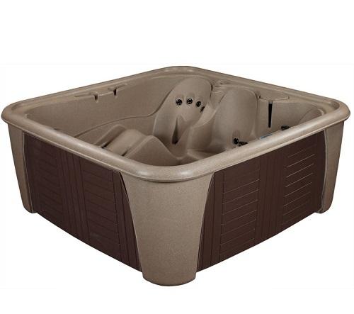 roto molded hot tub grandwood